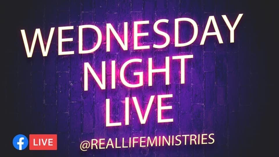 Wednesday Night Live Graphic