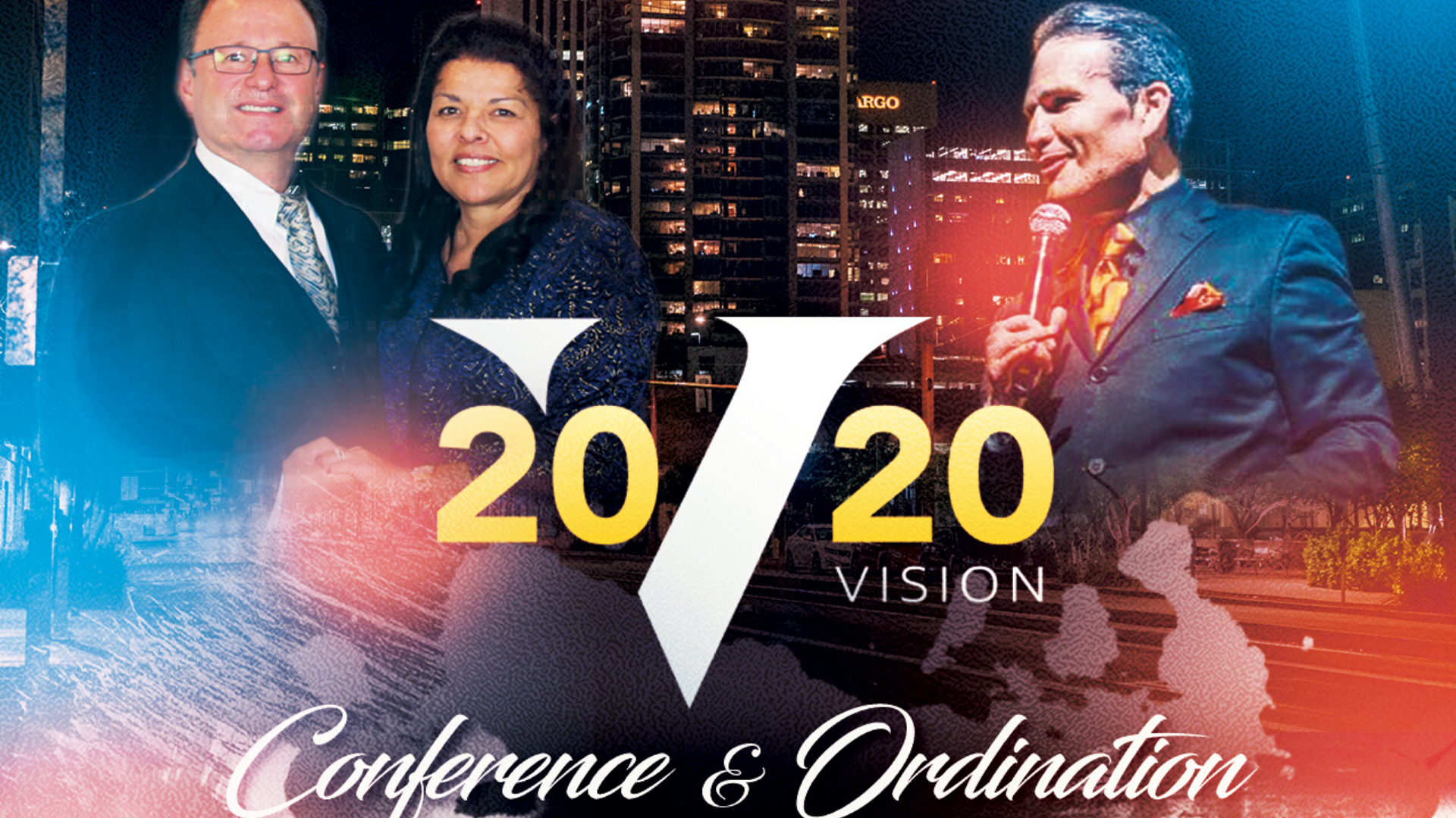 2020 Vision Conference and Ordination Service