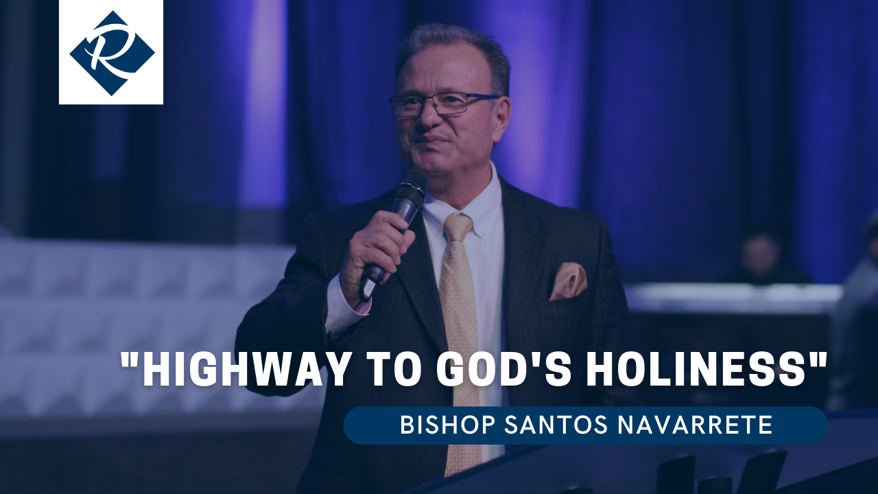 "Highway of God's Holiness ""Dimensions of Grace Multiplied"""