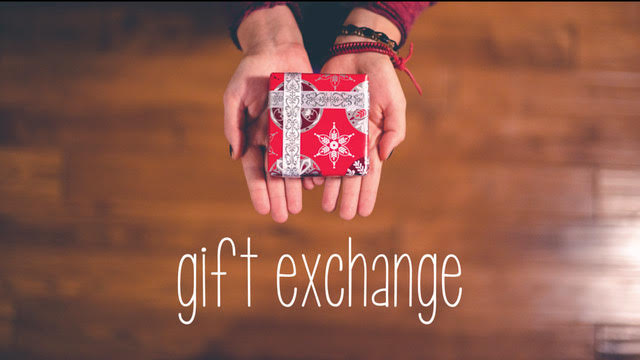 Gift Exchange - Love