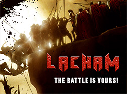 Lacham The Battle is Yours!