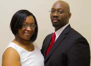 Photo of Deacon James & Mrs. LaToya