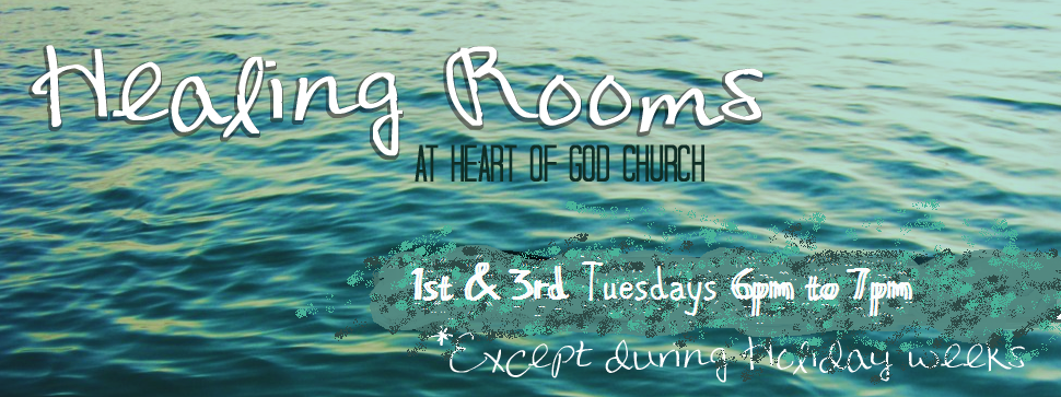 Healing Rooms Tuesday