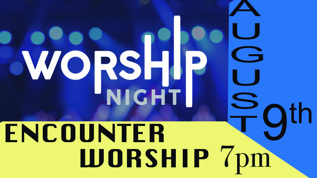 Worship Night (CWC Encounter Students)