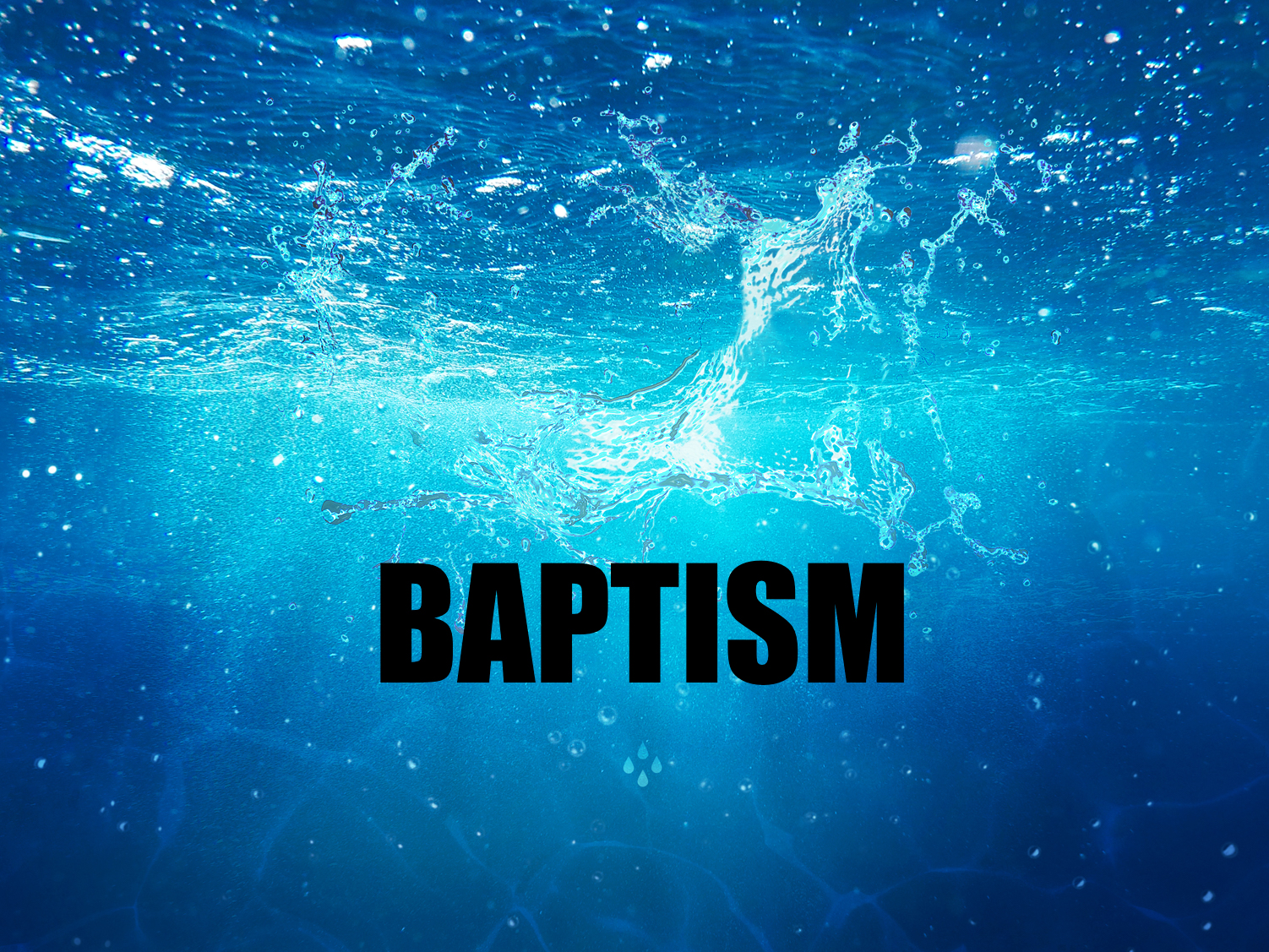 Before Baptism | Part 2