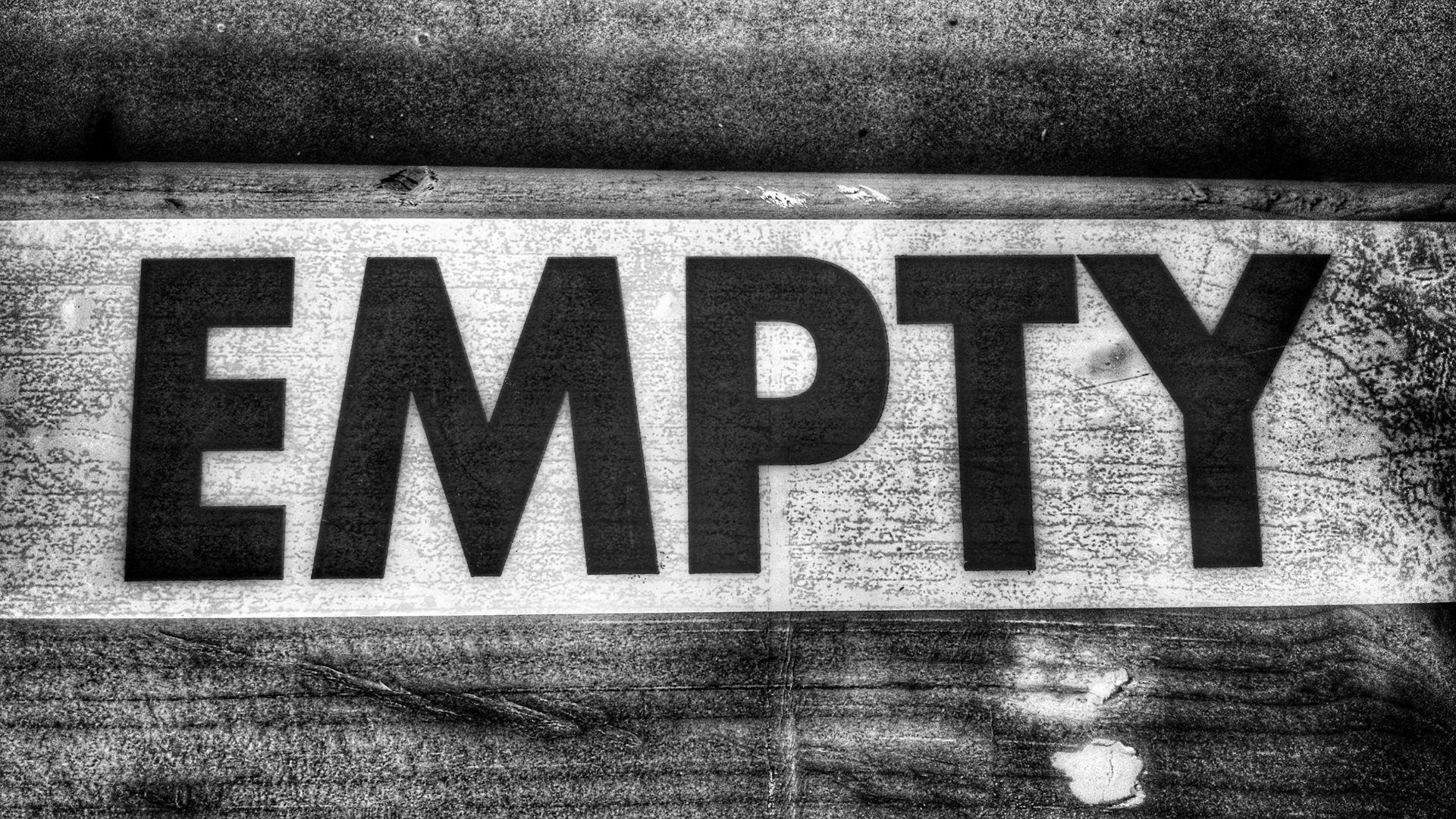 Empty | Part 3