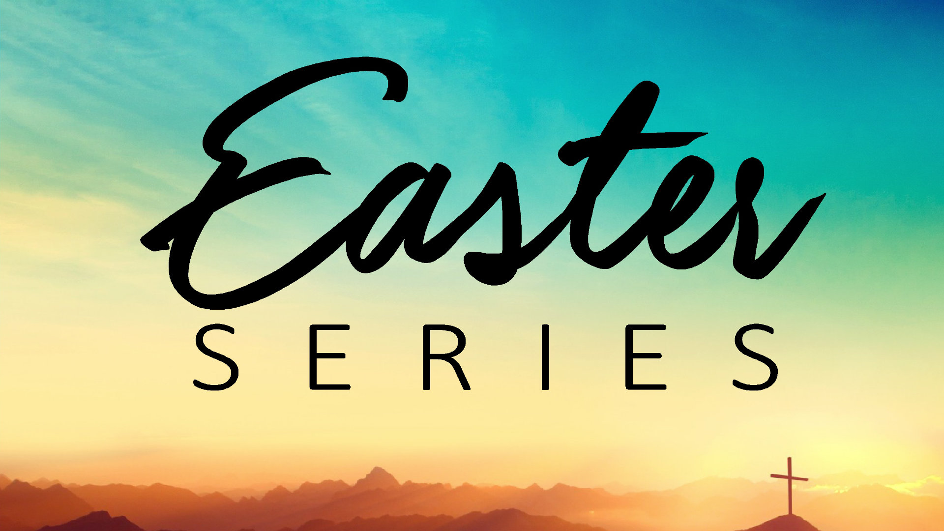Webster Baptist Church | Easter Series | Part 6 - End of Series