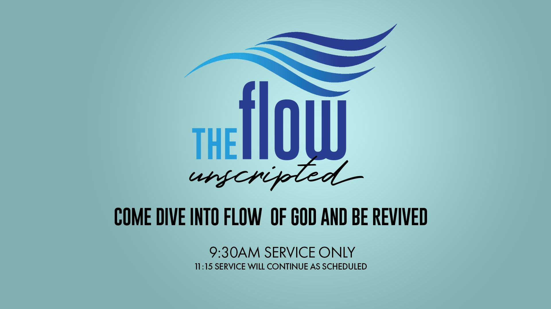 The flow slide