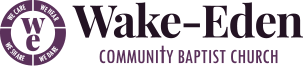 Wake-Eden Community Baptist Church