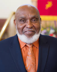Reverend Dr. Karl Greaves