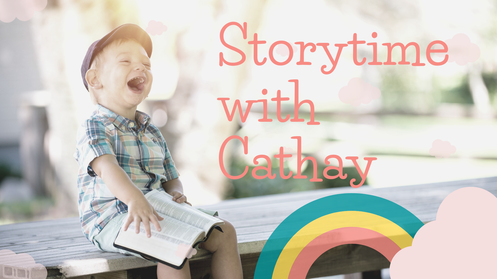 Storytime with Cathay