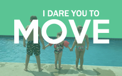I Dare You To Move: Jesus, the First Mover.
