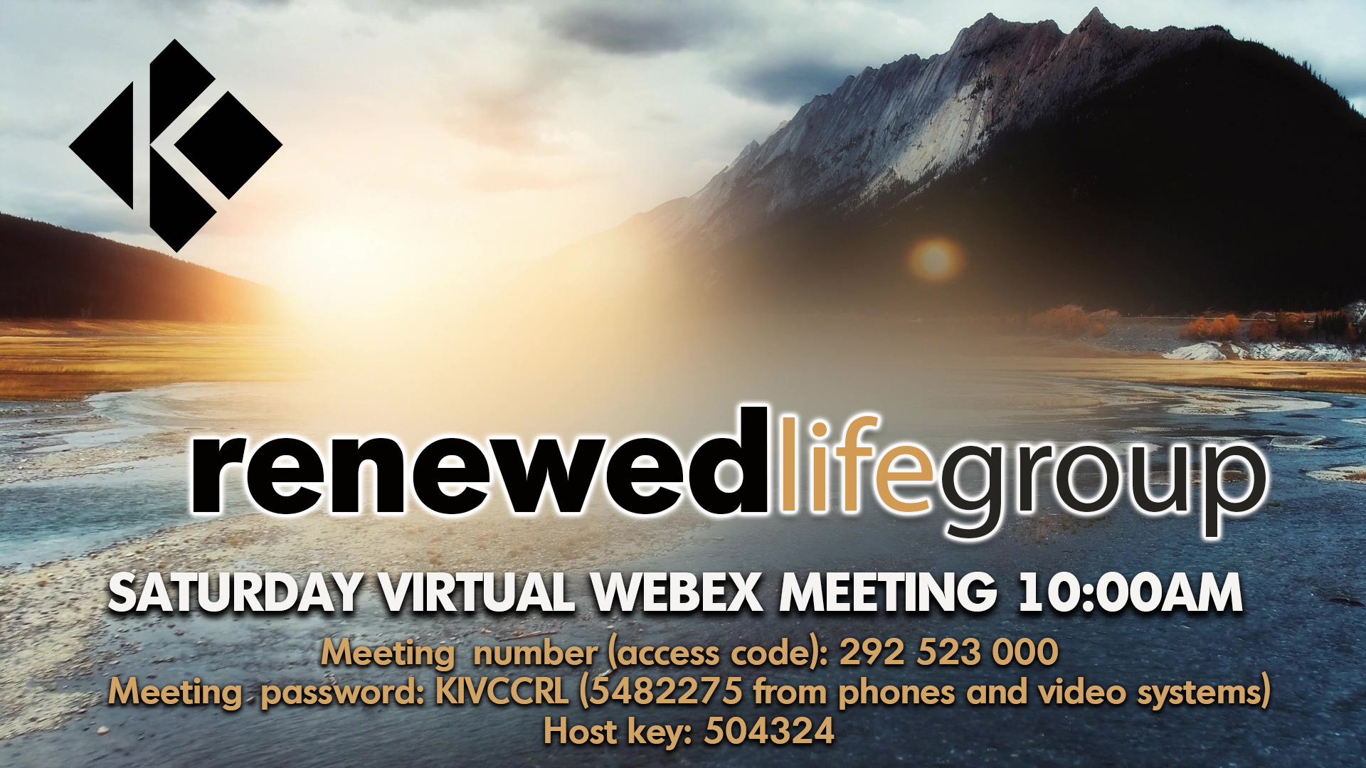 Renewed Life Groups
