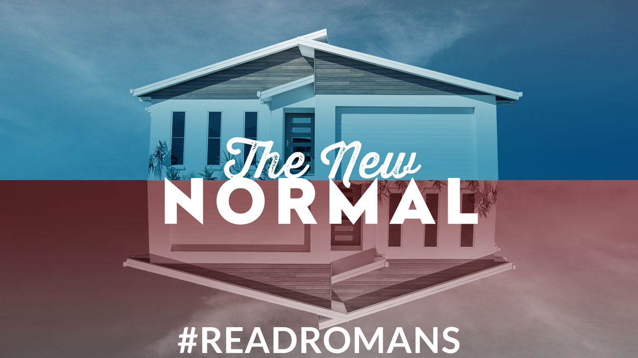 One Church Message Series The New Normal