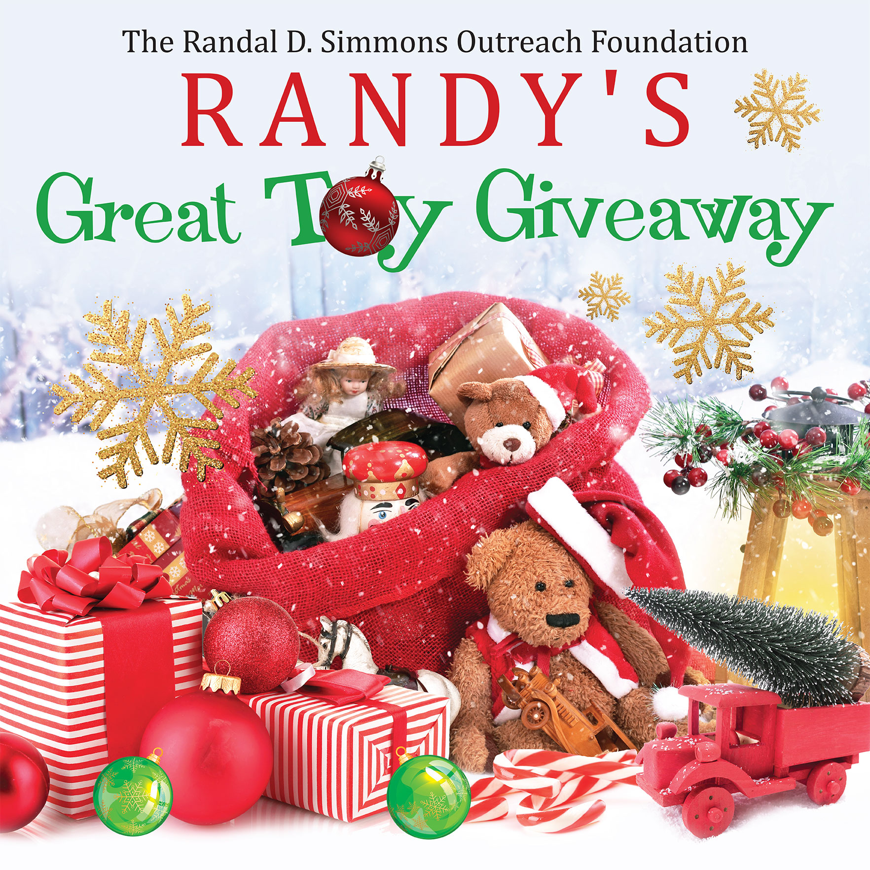 Randys Toy Giveaway