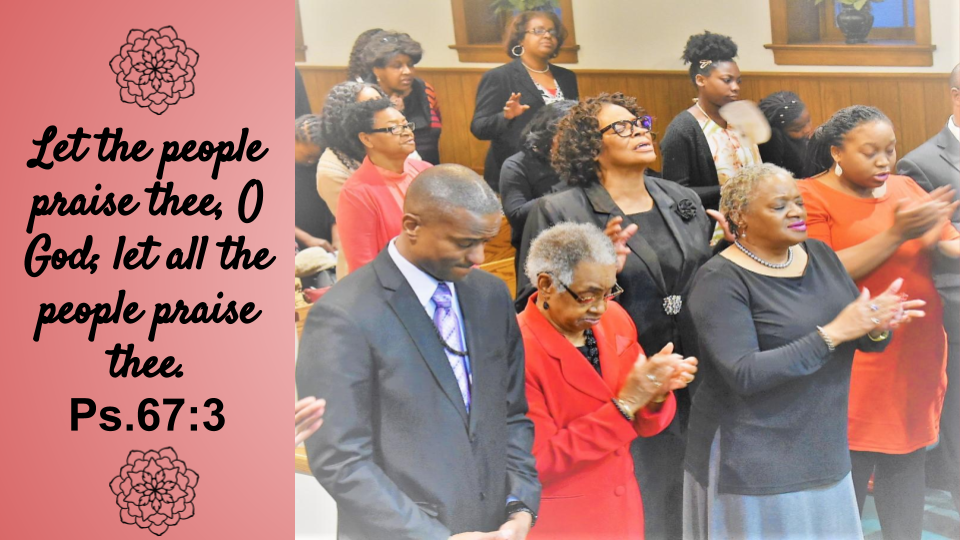Reconciliation Church of God in Christ | COGIC Church in Richmond VA