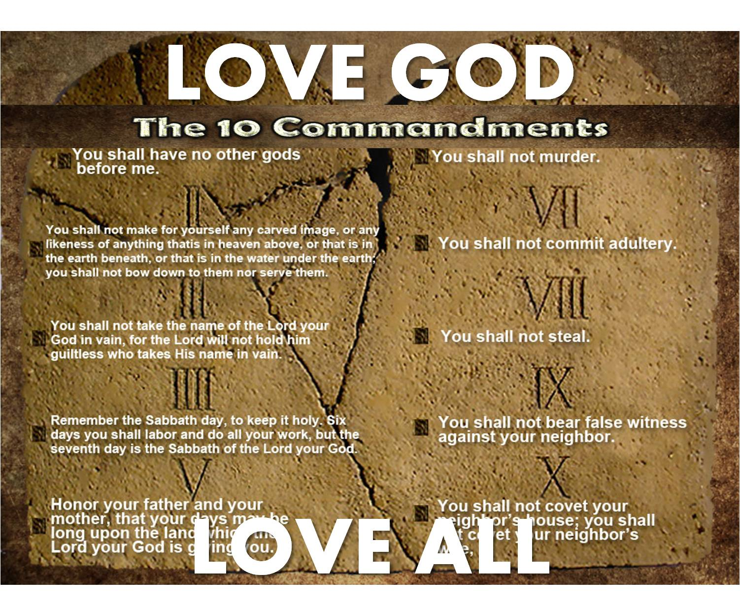 Pathway Church | Love God - Love All | But I Dont Mean