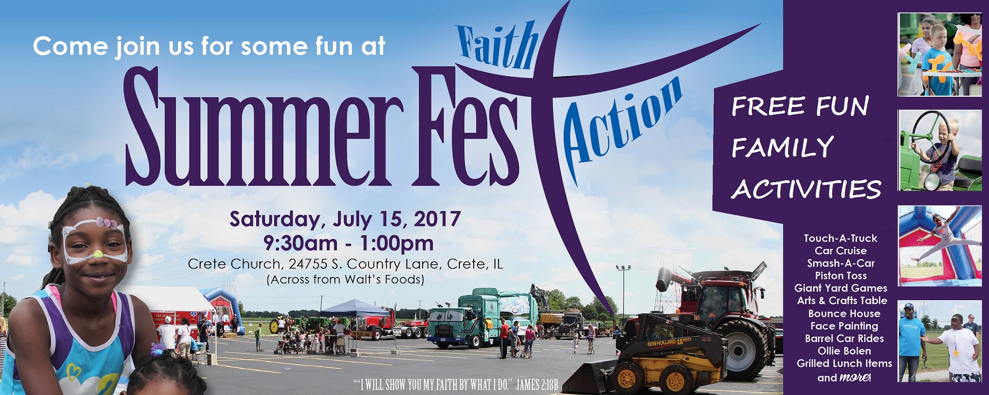Faith and Action Summerfest