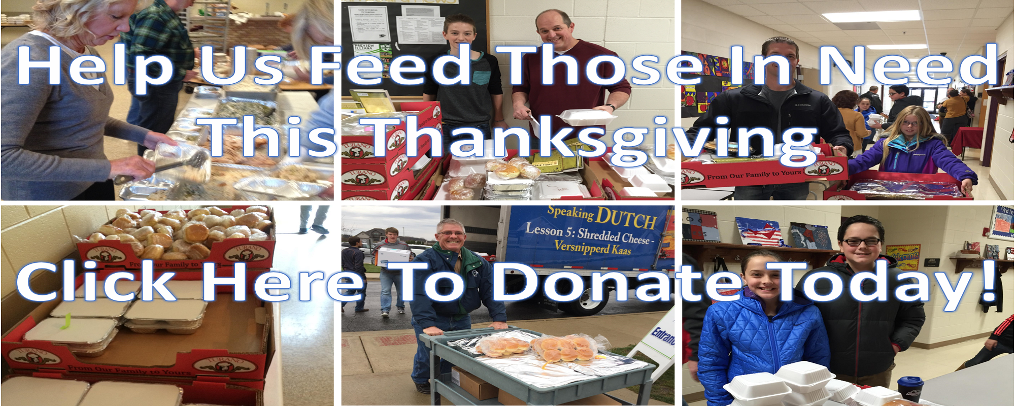 Thanksgiving Meal Donation