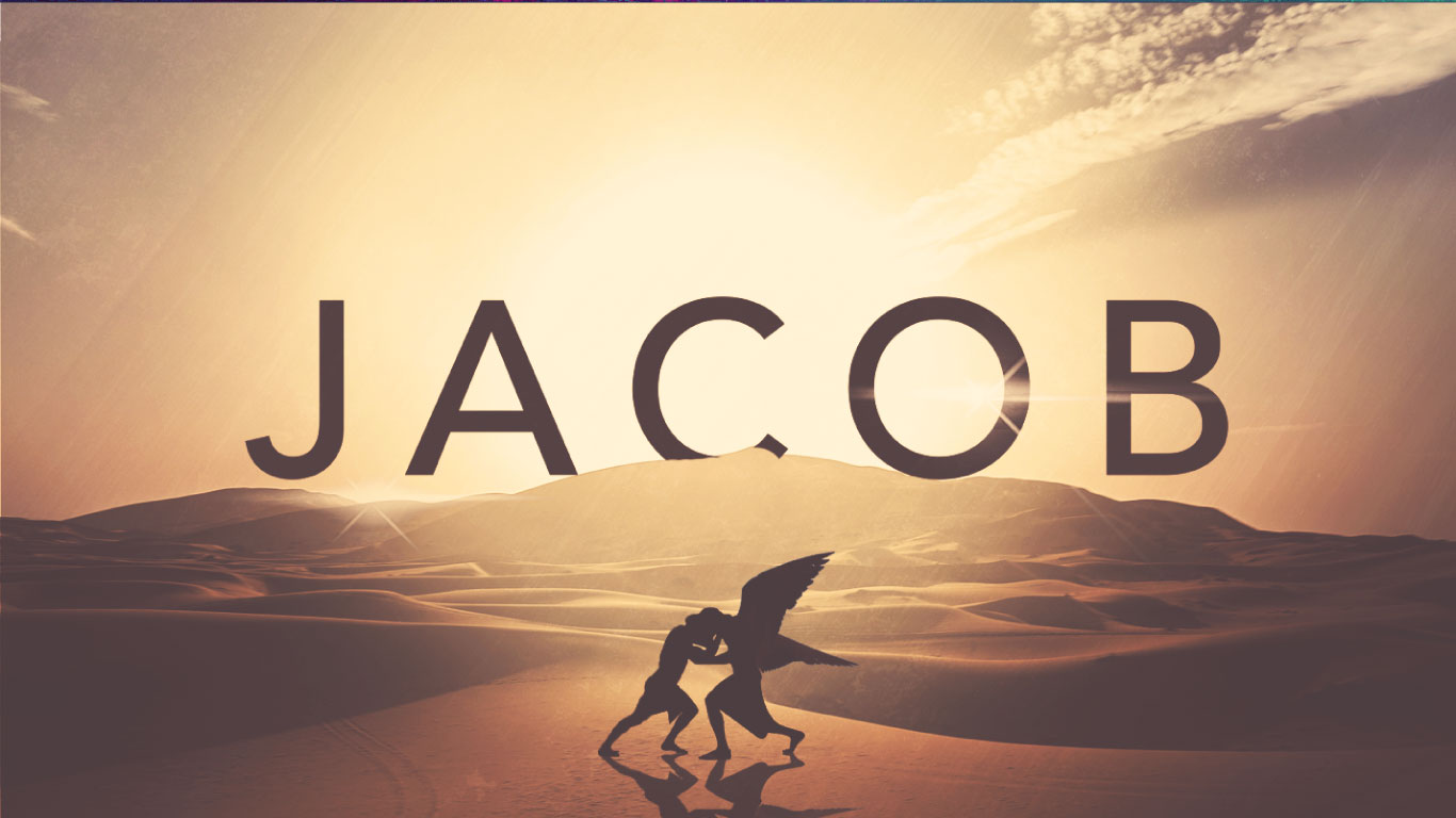 Jacob - Genesis 27  My Way Leads to the Highway
