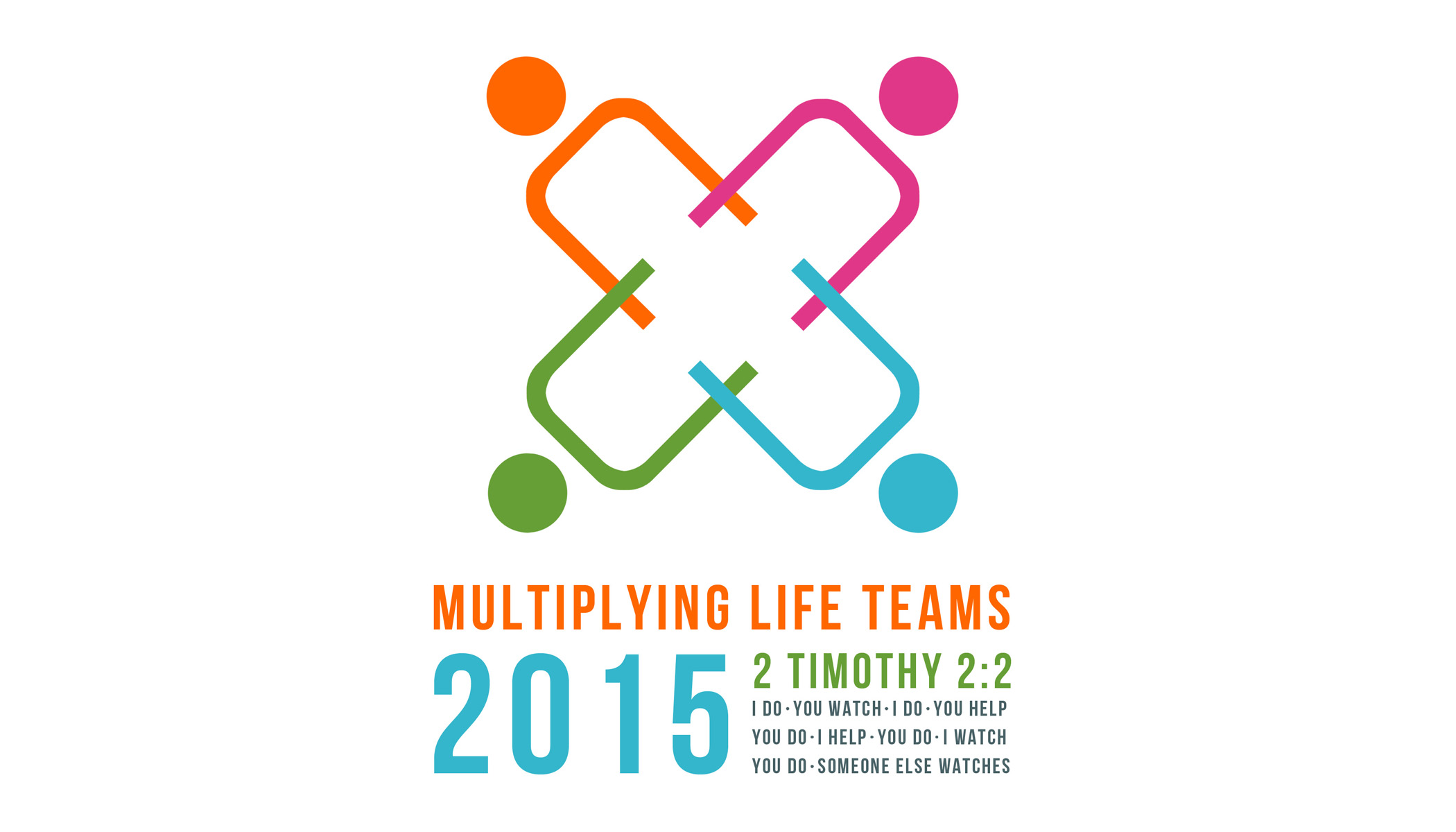 Sermon Series: Multiplying Life Teams in 2015