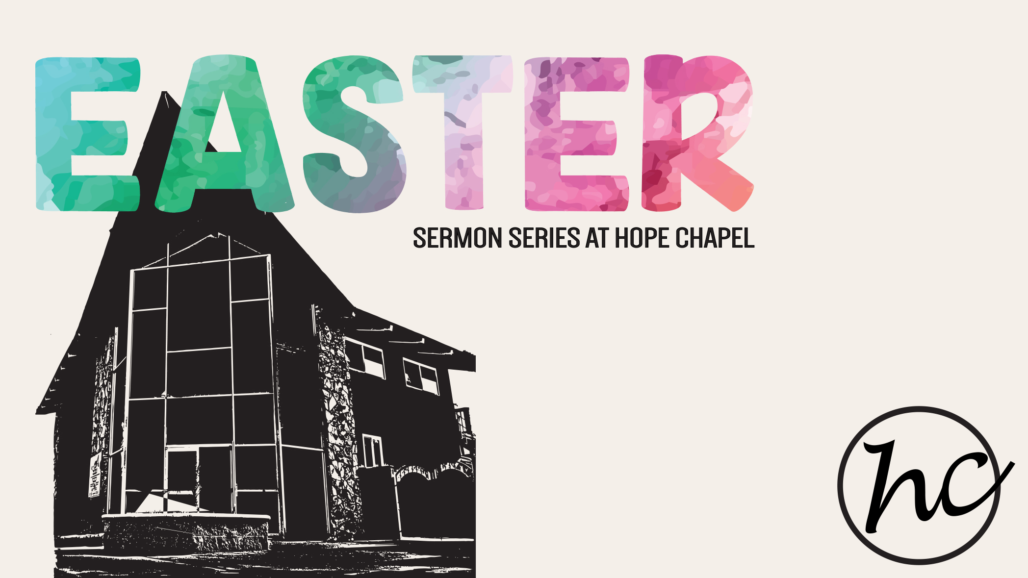 Easter 2018 Sermon Series