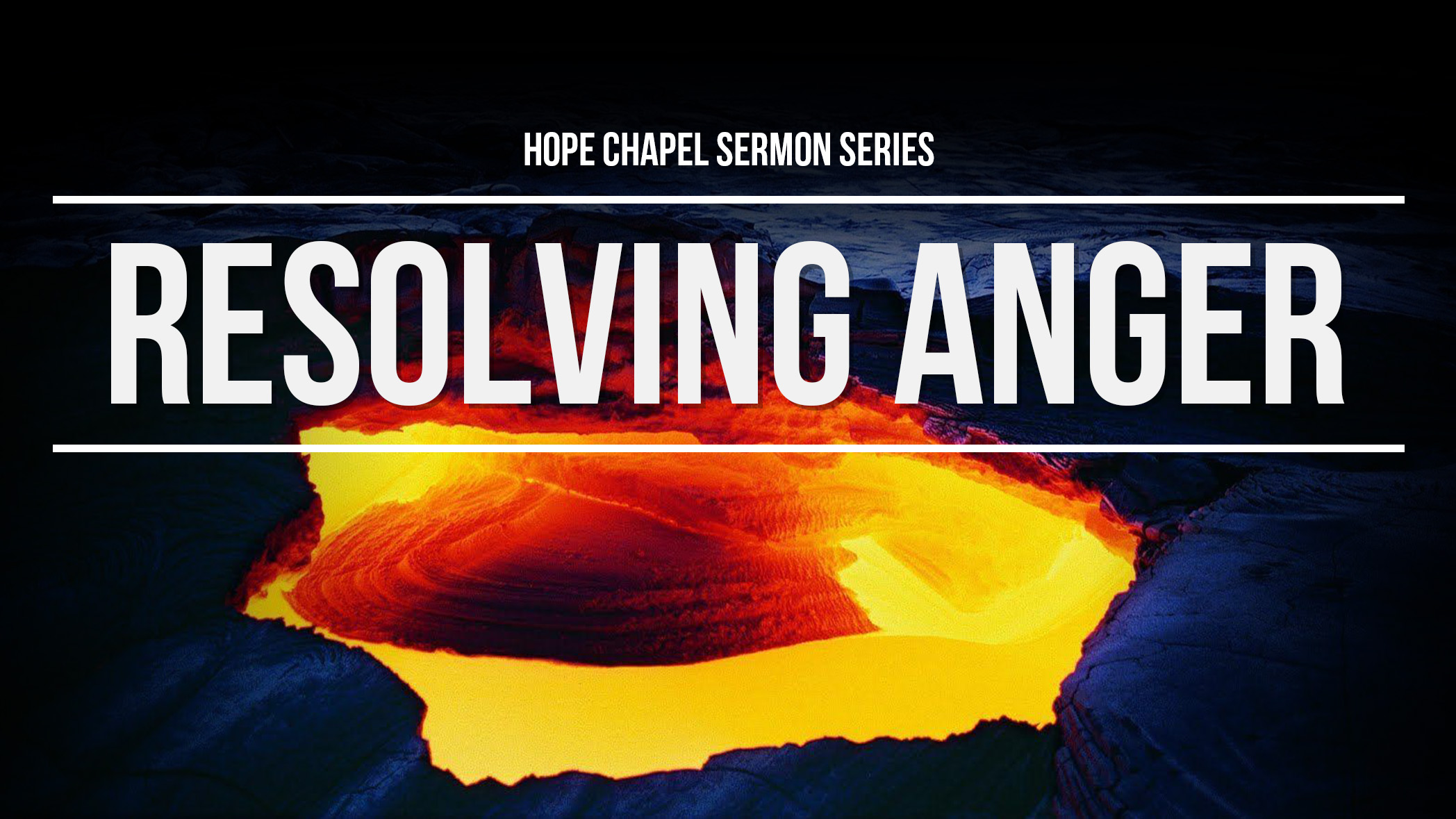 Sermon Series: Resolving Anger