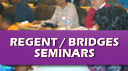 Project Bridges & Regent University Seminars