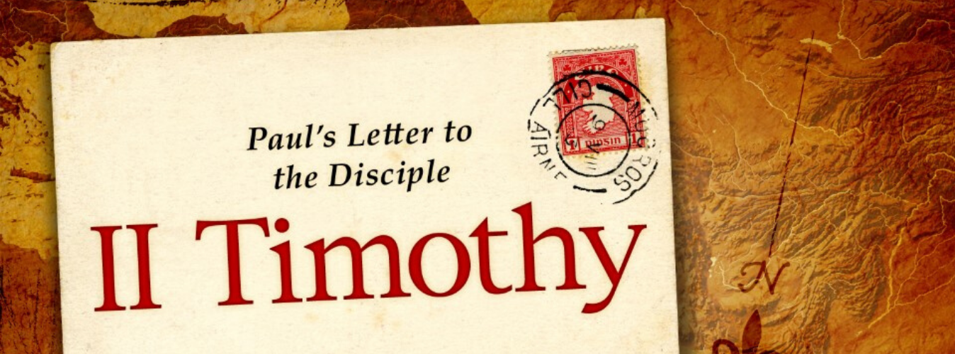 A Study in 2 Timothy
