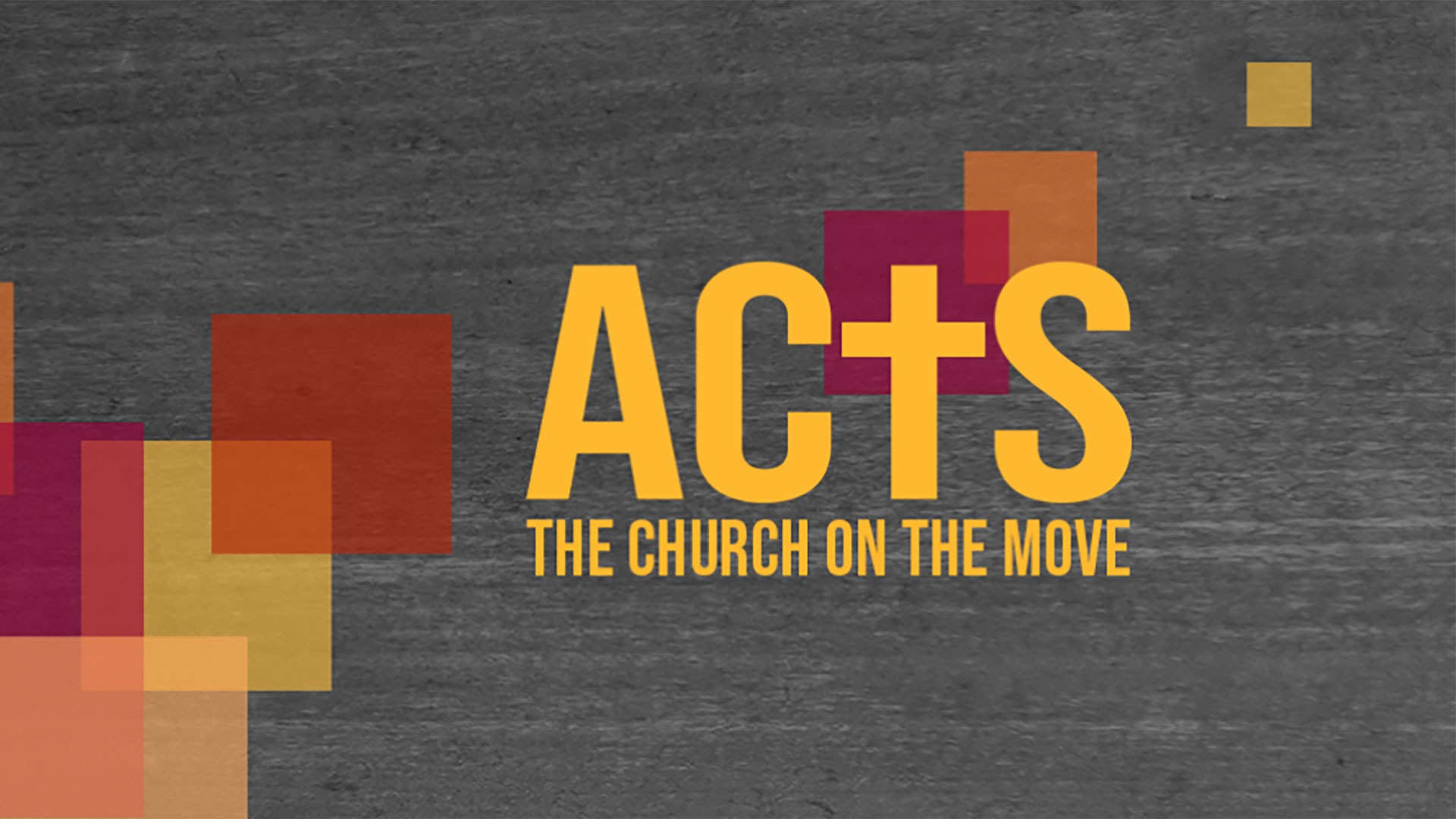 The Israelite and the Italian (Acts 10)