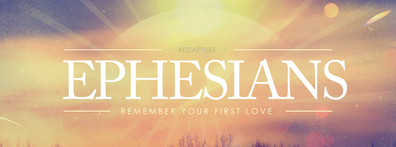 Sermon #13 First Love Repenting (Revelation 2:4-6)