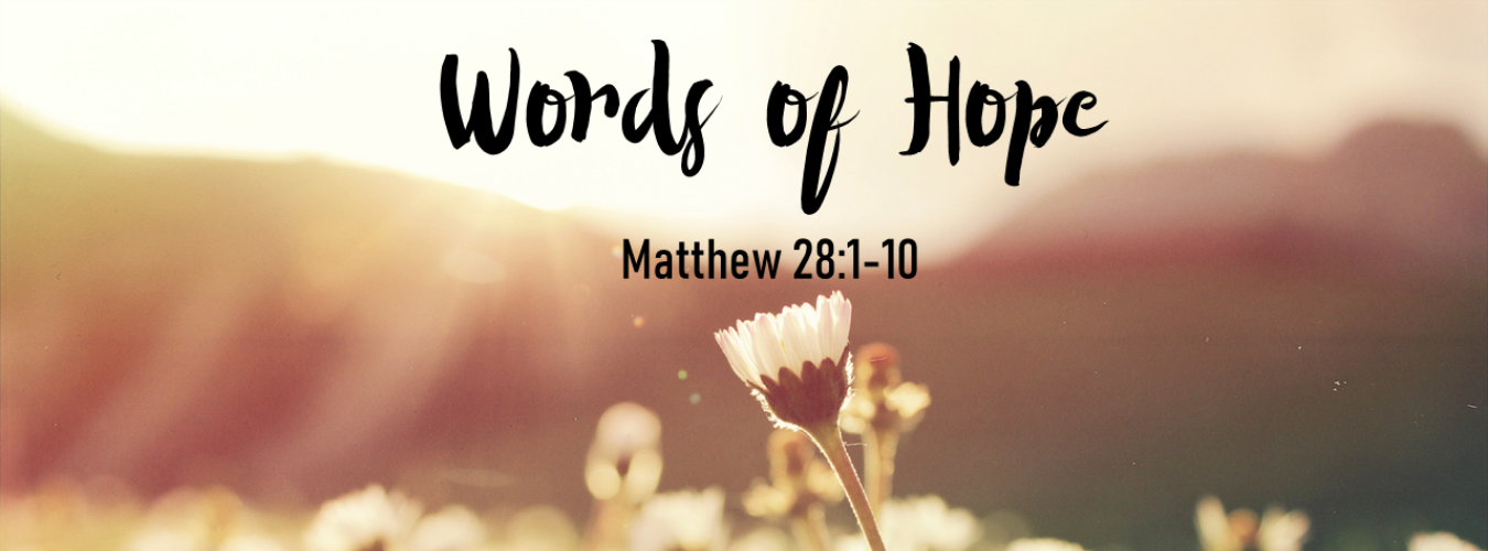 Words of Hope