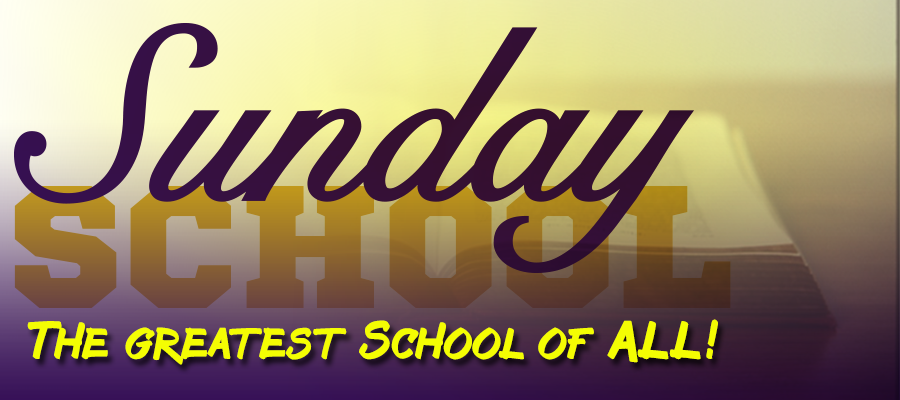 what is the purpose of sunday school