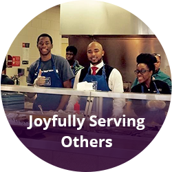 Joyfully Serving Others