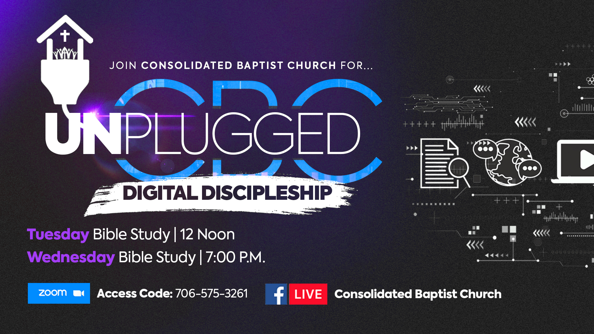Unplugged Discipleship