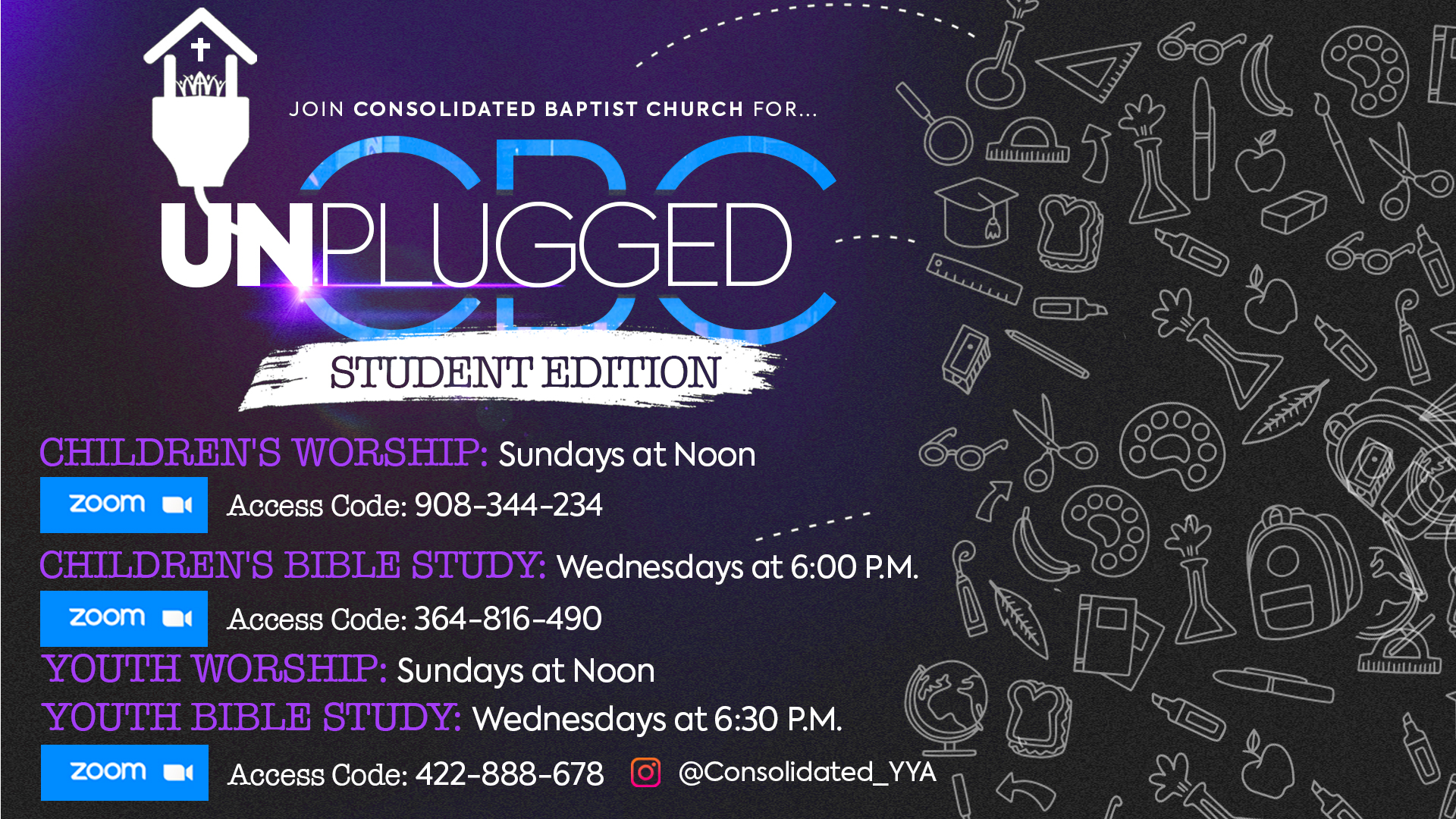 Unplugged Students