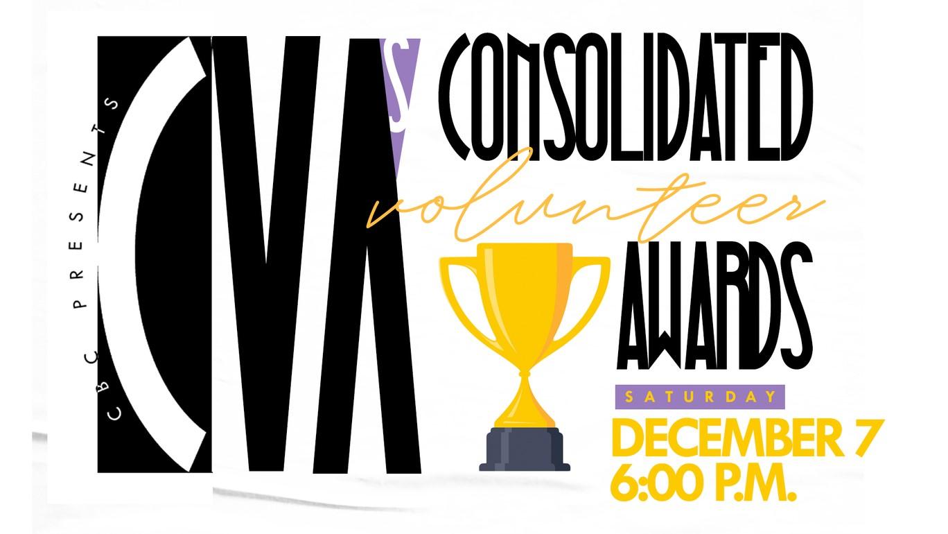 Consolidated Volunteer Awards
