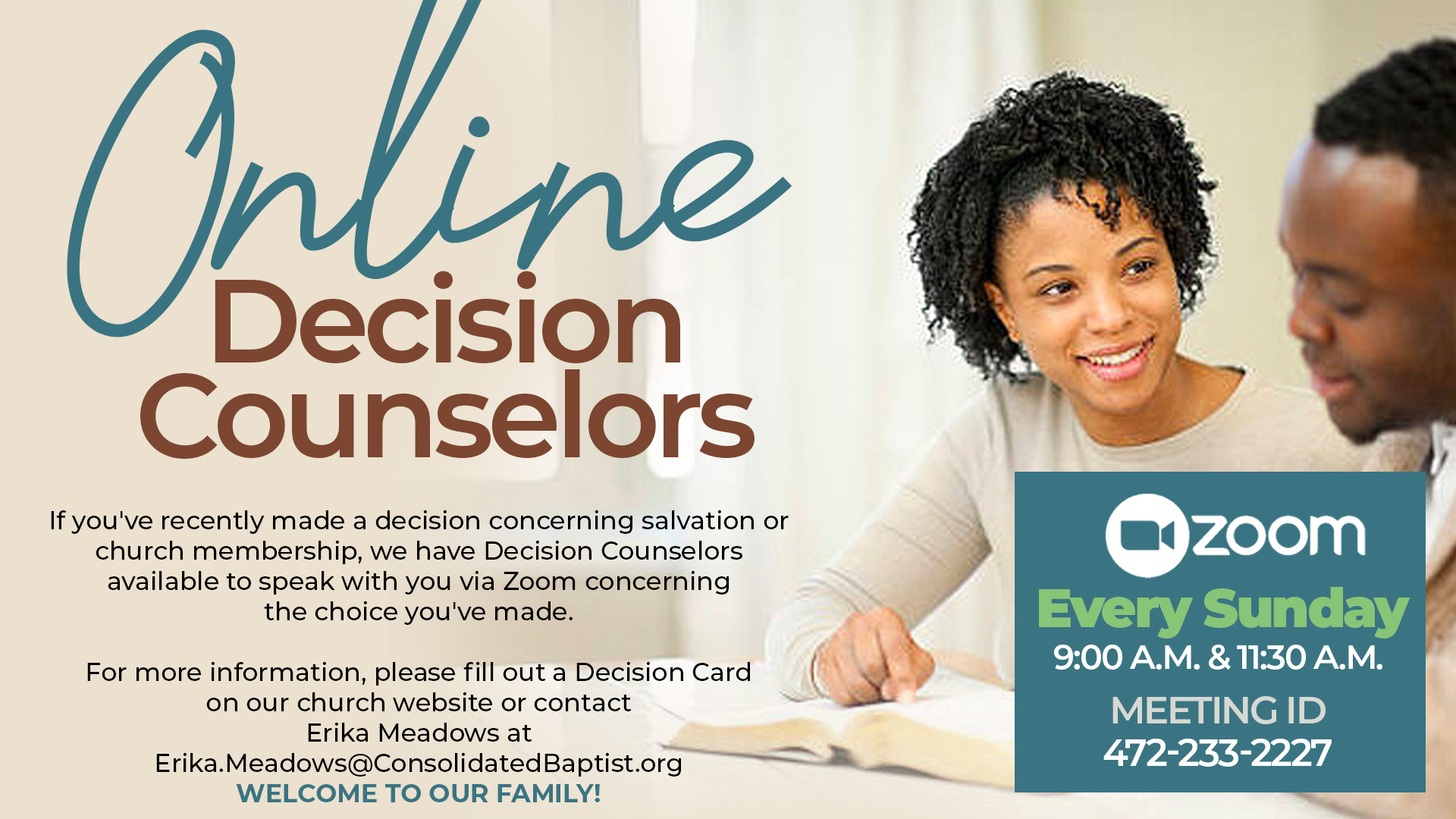 Decision Counselors