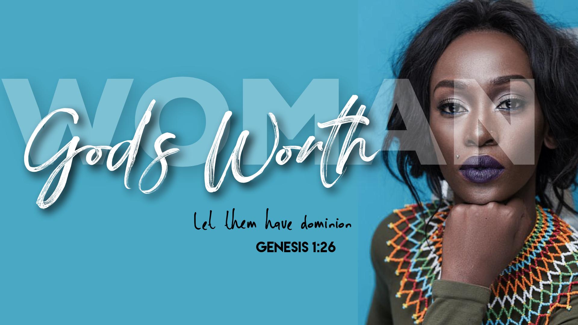 Woman God