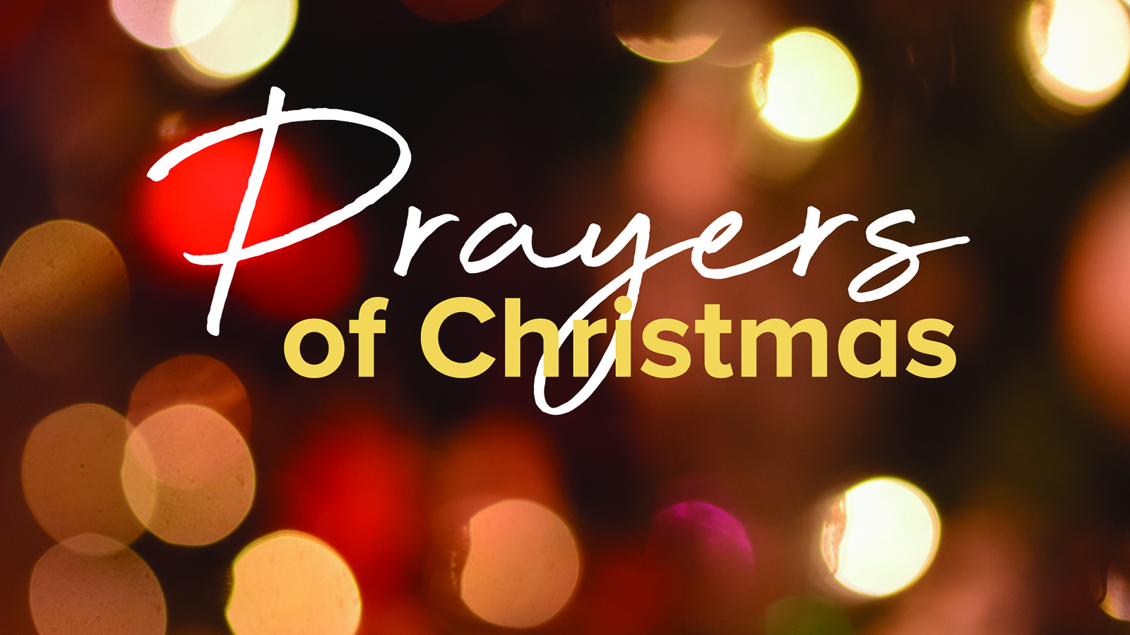 Prayers of Christmas