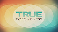 Forgiveness - 6/25/16