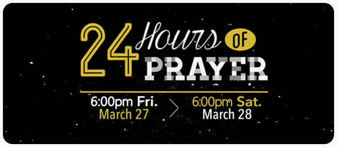 24 Hour Prayer