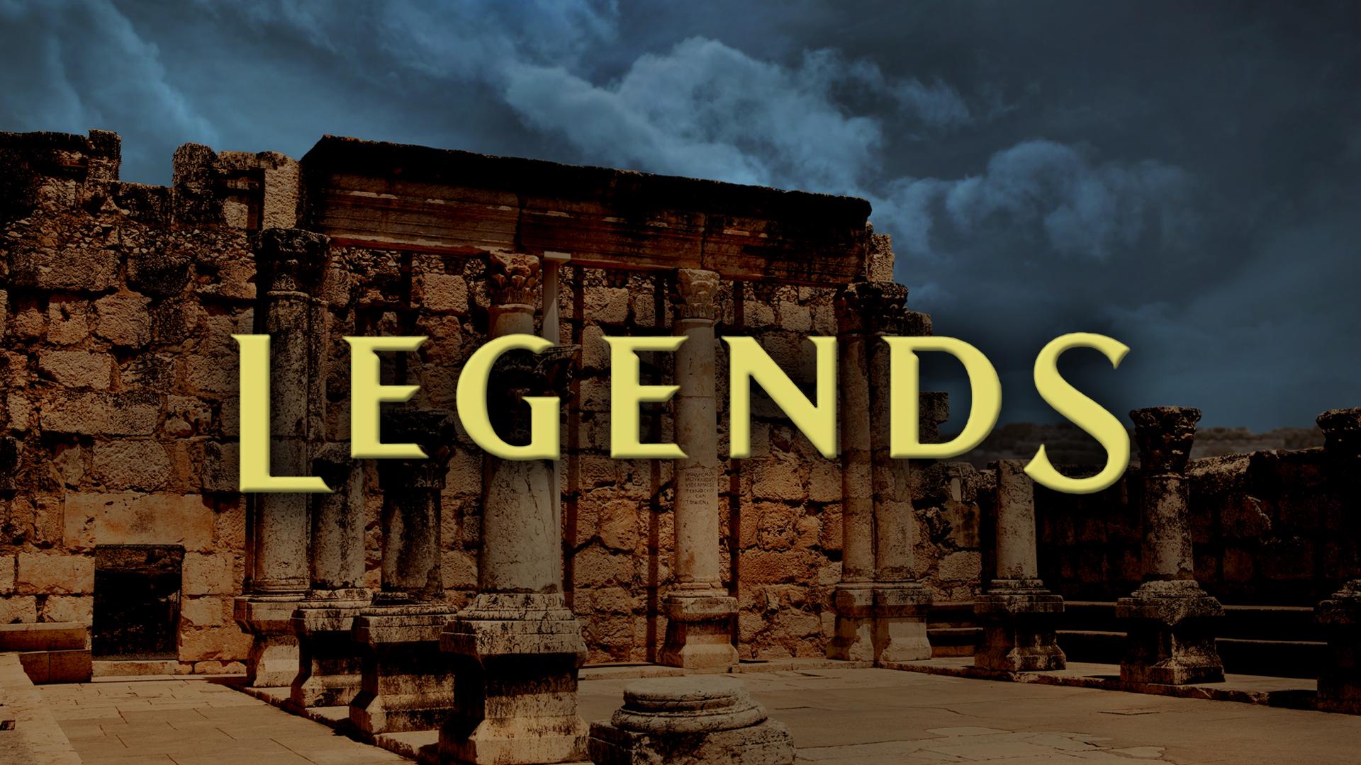 Legends: Noah