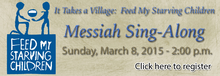 Messiah Sing Along
