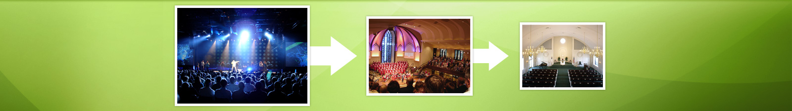 Multi Site Church Broadcasts