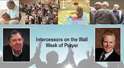 Intercessors on the Wall