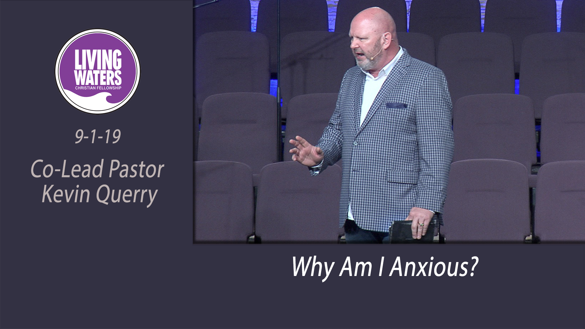 Why Am I Anxious?