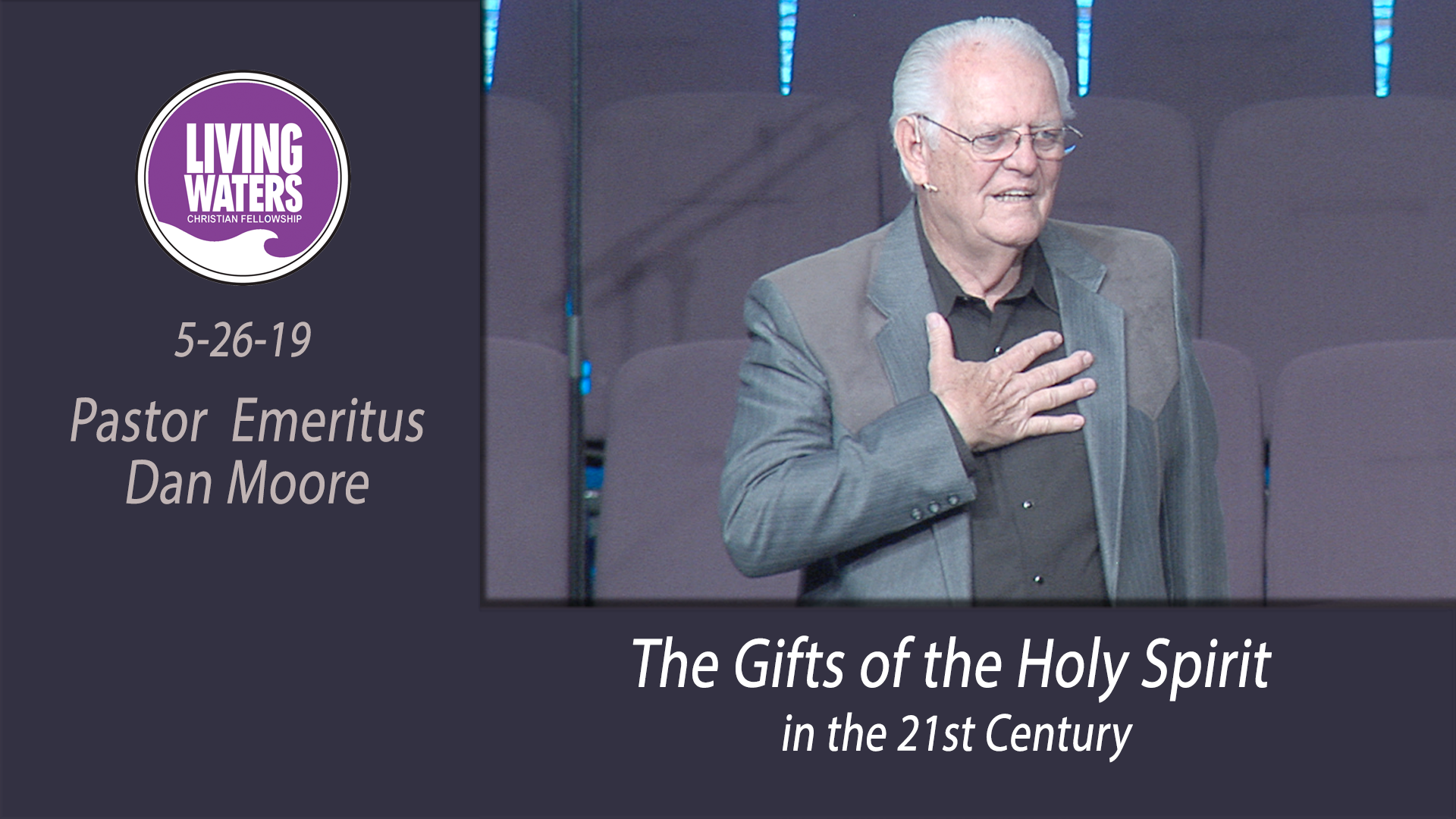 The Gifts of the Holy Spirit in the 21st Century Church