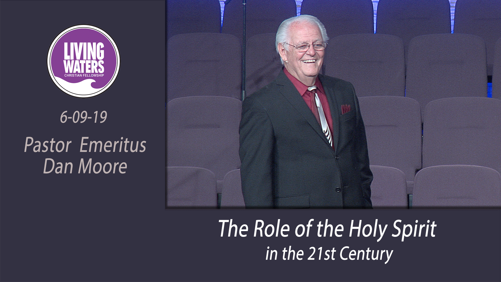 The Role of the Holy Spirit in the 21st Century