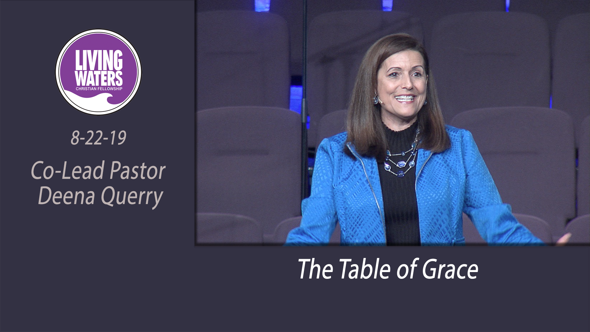 The Table of Grace